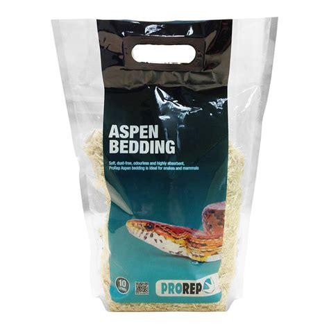 Aspen Bedding For Snakes by Aspen Bedding 10 Litres
