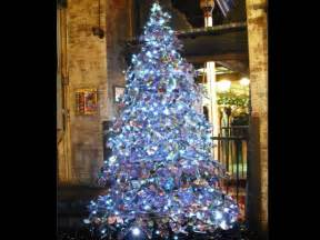 top 10 crazy christmas trees made from bottles bikes shopping carts and more inhabitat