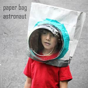 Paper Plate Astronaut Helmet - Pics about space