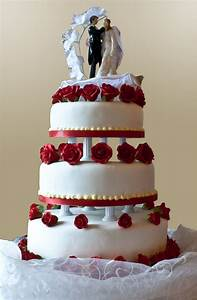Wedding cake - Wikipedia