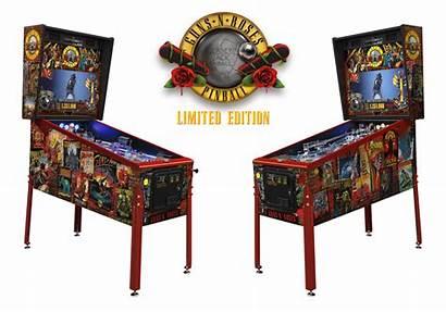 Roses Guns Pinball Machine Edition Dive Depth