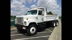 2000 International 2574 Cummins N14 16 U0026 39  Dump Truck For