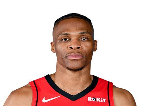 Russell Westbrook Stats News Bio Espn