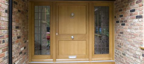 Timber Entrance Doors  Wooden Front Doors  Mumford & Wood
