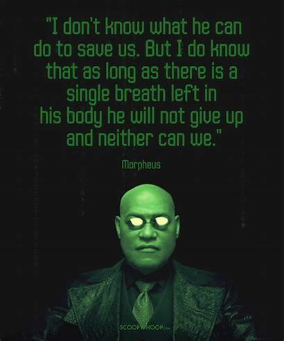 Morpheus Matrix Quotes He Wisest Prove Gfycat