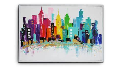 modele peinture chambre tableau saginaw peinture à l 39 huile 120x80 cm mobilier moss