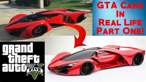 Gta 5 Cars In Real Life ! Real Life Vehicles Vs Gta
