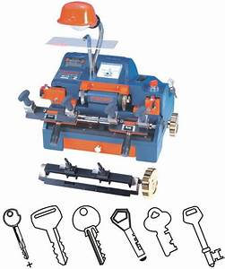 W100a2 Wenxing Key Cutter