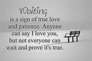 Waiting For You Image Quotes And Sayings - Page 1