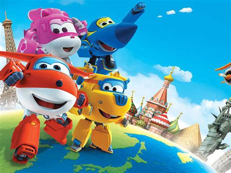 Kidscreen » Archive » Super Wings makes way for Netflix
