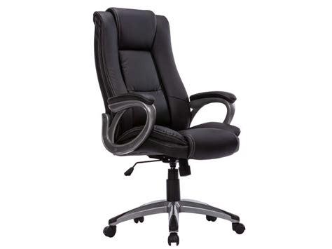 fauteille de bureau fauteuil de bureau coach coloris noir vente de fauteuil