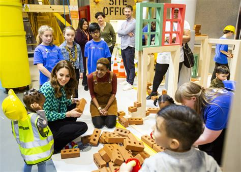 The Duchess of Cambridge launches 5 Big Questions, a UK ...