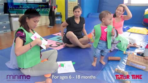 mini me at tutor time international preschool indonesia 215 | maxresdefault