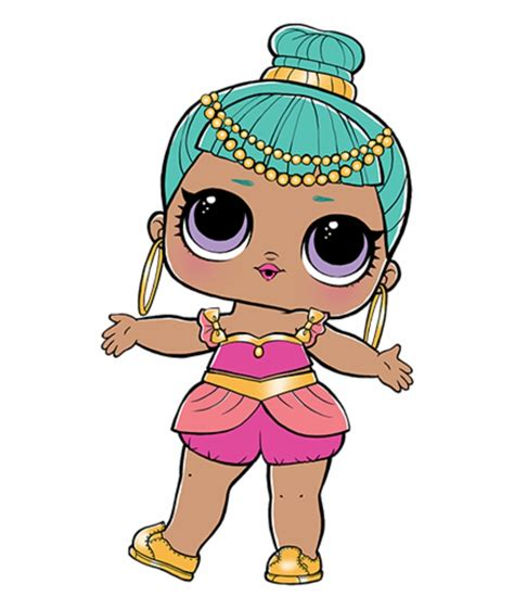 genie lol doll  png images clipart