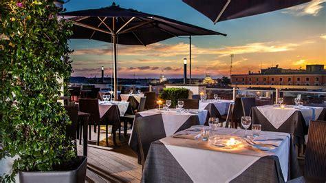 ristoranti con terrazza panoramica roma pranzo vista colosseo roma 10 indirizzi vita donna