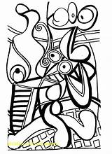 Coloring Picasso Pages Still Printable Pablo Cubism Self Portrait Adult Template Getcolorings Pedestal Table Coloriage Elegant Getdrawings Popular Du Stress sketch template