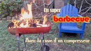 Fabriquer Un Barbecue Avec Un Bidon : comment faire un super barbecue youtube ~ Dallasstarsshop.com Idées de Décoration