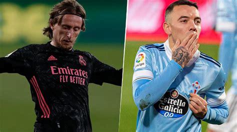ES HOY | Real Madrid vs. Celta de Vigo EN VIVO | ONLINE ...