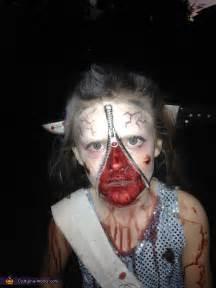 Horror Scary Girl Halloween Costumes DIY