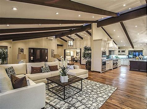 modern ranch home interior ophscotts dale