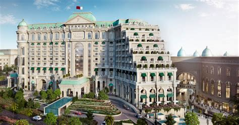 Starwood Hotels & Resorts Targets Hotels In Middle
