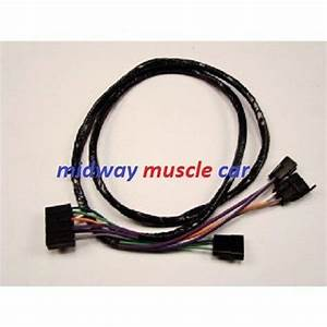 Auto Trans Console Extension Wiring Harness 69 70 71 72