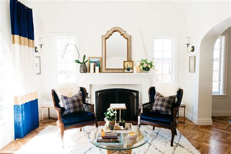 a renovated tudor with a modern day soul home tour lonny