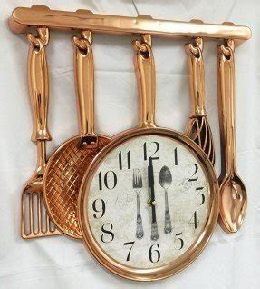Unique Cool Kitchen Wall And Counter Clocks For Sale unique kitchen wall clocks foter