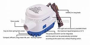 Hydrule 12v Submersible Electric Motor For Boat 12v Dc
