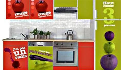 actu cuisine stickers pour meuble de cuisine