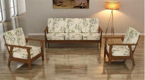 conjunto de sofa madeira macica  scholl sofas