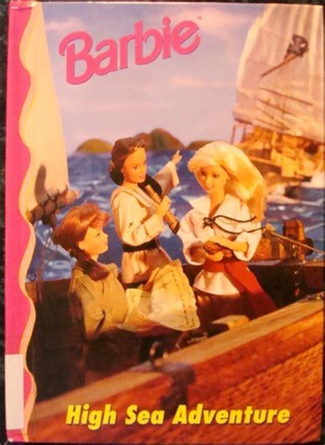 high sea adventure barbie  friends book club