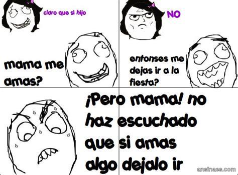 Memes Funny En Espaã Ol - memes en espa 241 ol 191 mam 225 me amas funny pinterest