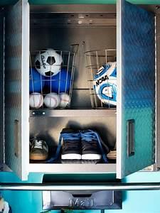 Garage Sports Gear Storage