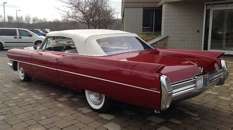 Cadillac Coupe Deville Convertible Indy