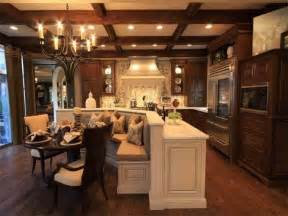 gourmet kitchen islands pin by cristina on kitchens dining