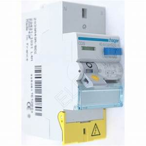 Interrupteur Differentiel Hager 63a Type Ac : interrupteur differentiel 63a 30ma type a auto cds765f ~ Edinachiropracticcenter.com Idées de Décoration