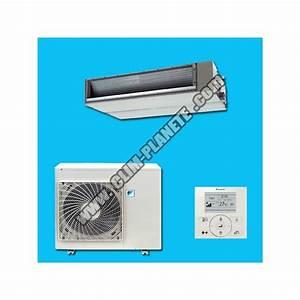 Climatisation Gainable Daikin Pour 100m2 : climatisation gainable inverter fbq71d rzqg71l9v1 daikin ~ Premium-room.com Idées de Décoration