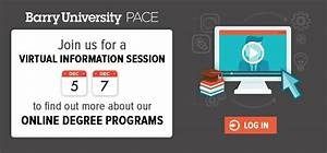 Barry University News - Join us for a Virtual Info Session ...