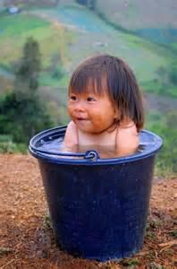 Baby Bath Bucket Image