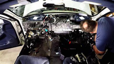 Impala Main Dashboard Wiring Harness Body Control