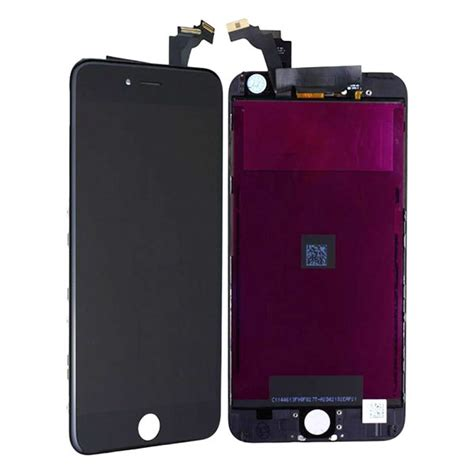iphone 6 display display lcd per iphone 6 plus nero grade a
