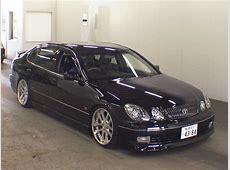 2002 Toyota Aristo V300 10TH ANNIVERSARY EDITION