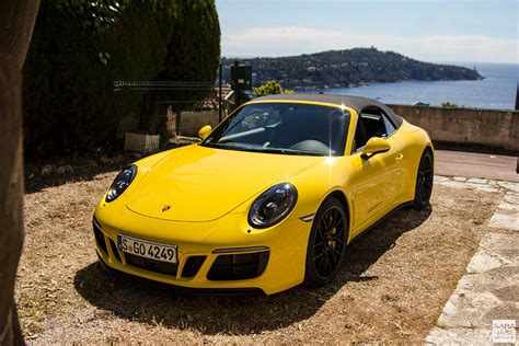 Porsche 911 4 Gts Cabriolet by Porsche Home Delivery 4 Gts Cabriolet