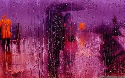 Rain Umbrella Wallpapers Pink Frankenstein Crazy Widescreen