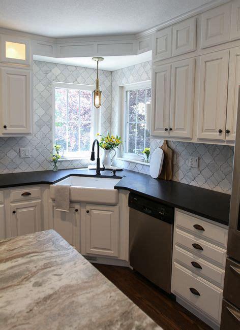 corner kitchen sinks ideas  pinterest farm