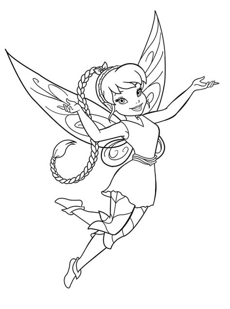 Disney Fairies Fawn Coloring Page Download & Print