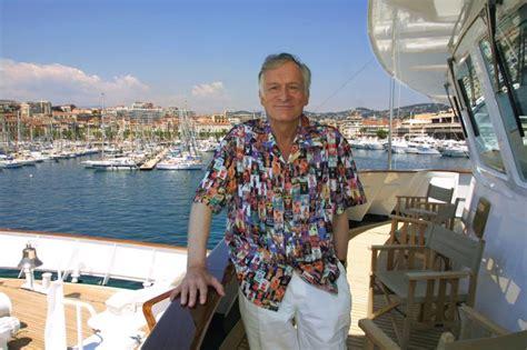 Imágenes de la vida de Hugh Hefner, fundador de Playboy ...