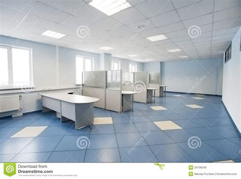 Office Space Free by Plain Office Space Interior Royalty Free Stock Images