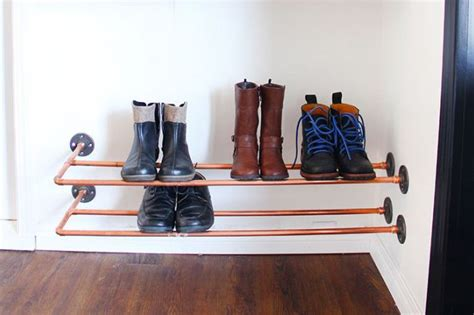 small shoe rack boot up your small entryway with shoe storage